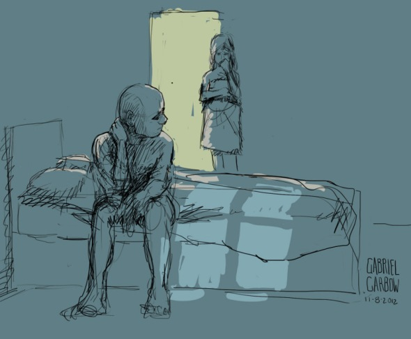Shy Bedroom II