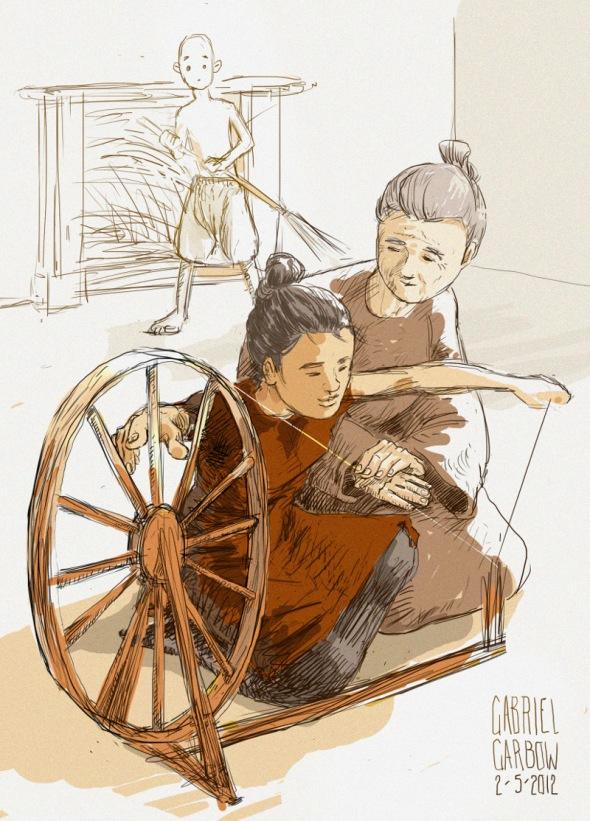 Wheel II