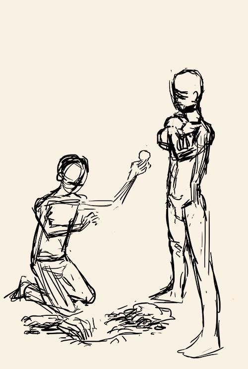 Talent - My True Account - sketch