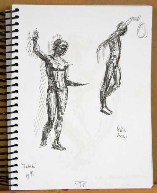 Sketchbook - Nudes Two - reduced