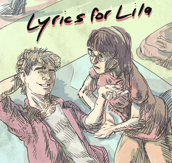 Lyrics for Lila - reduced 1