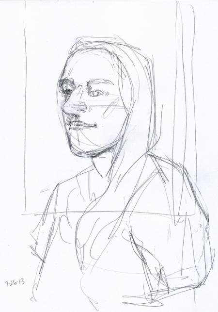Sarah Turner Sketch I