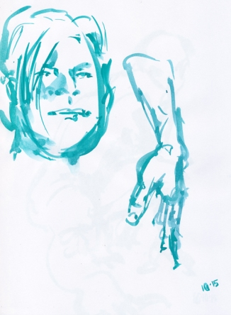 Model - sketches - sm