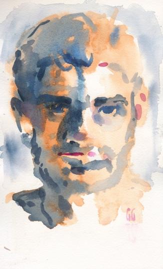 Odd Self Portrait - sm